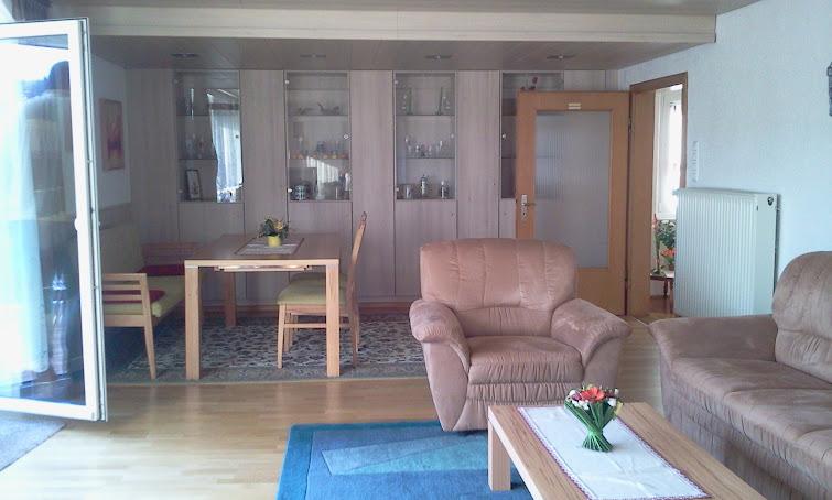 Ferienwohnung Monika - Wohnzimmer