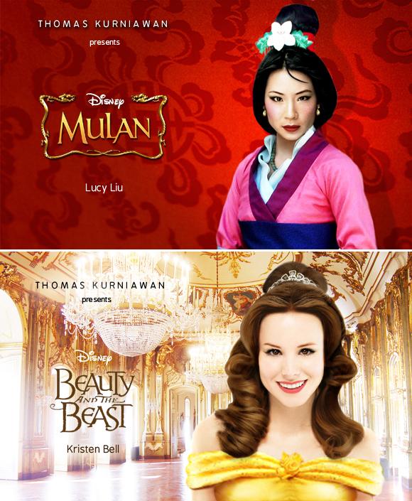 Disney Princess Celebrities 3