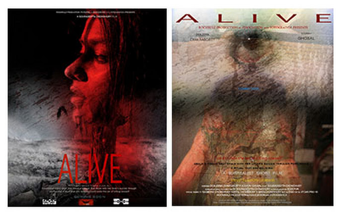 alive --- a silent short film by souradeepta chowdhury