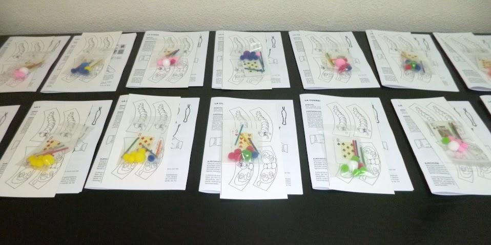 Instrucciones escuela de magia infantil