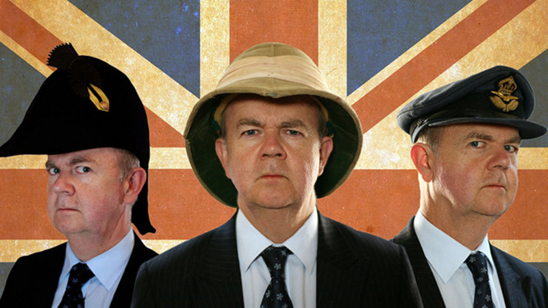 Review: Ian Hislop's Stiff Upper Lip – an Emotional History of Britain, BBC2