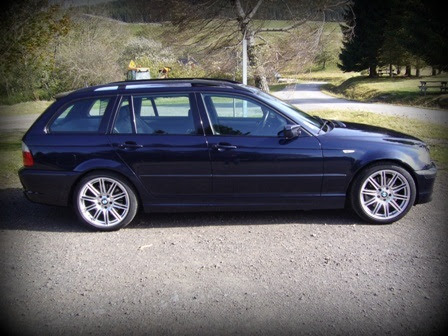 Bmw 330xd touring pack m2 charly63 bmw serie 3 e46 for Garage bmw savoie