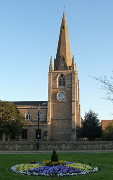 Ely Parish Church