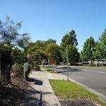 Walking along Julius Ave (385154)