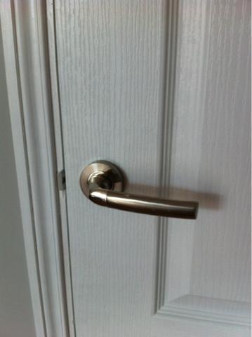C mo cambiar el picaporte de tu casa taringa for Como cambiar las puertas de casa