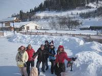 Фоторепортаж с тренинга по ньяса-йоге 12-18 февраля 2012г в Карпатах.793