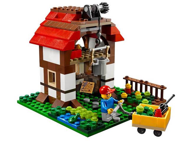 レゴ クリエイター・ツリーハウス 31010