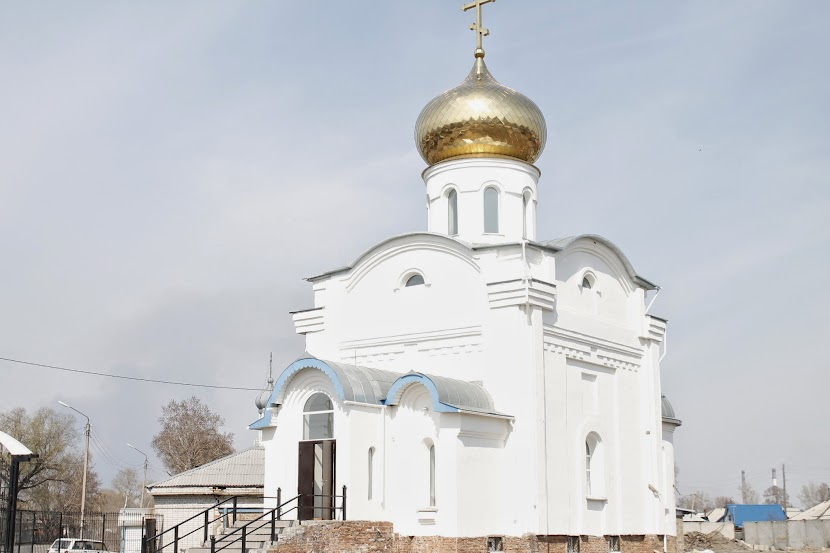 Православный храм рубцовска залило кипятком