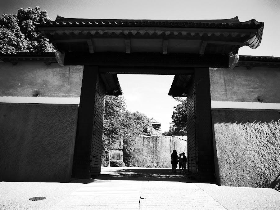 去年京都大阪的員工旅遊GRD隨拍