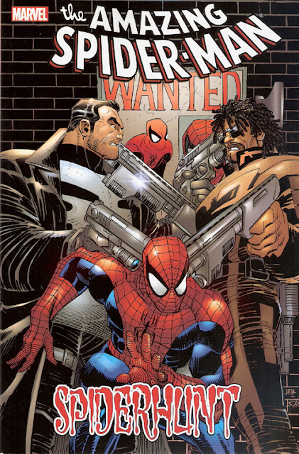 Spider-Man: Spider-Hunt cover
