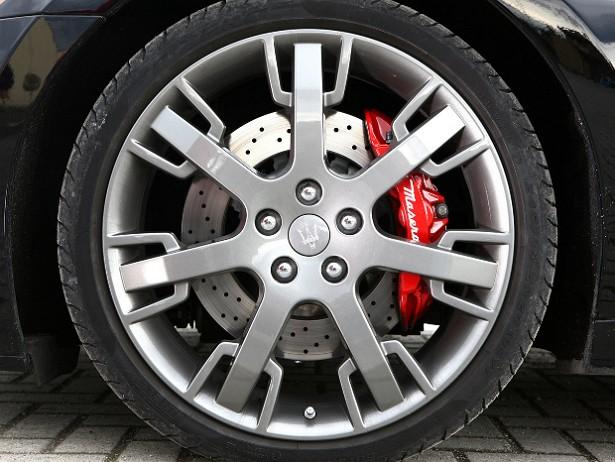 Wheel disk for Maserati