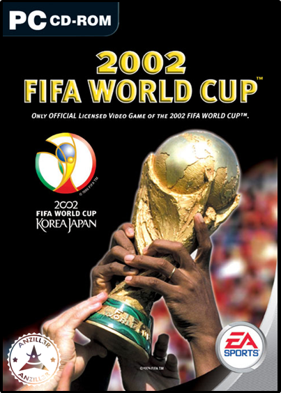 FIFA World Cup 2002 Korea Japon cover pc