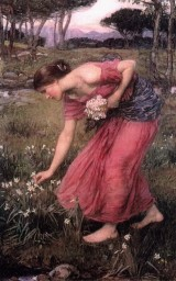 Greek Goddess Persephone Image