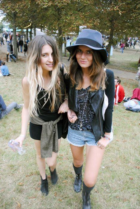 Trendy festival wear