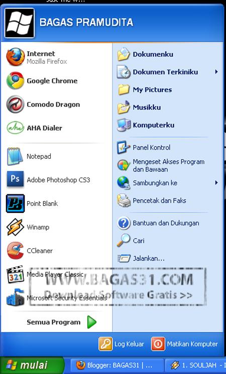 Ganti Bahasa Windows ke Indonesia 2