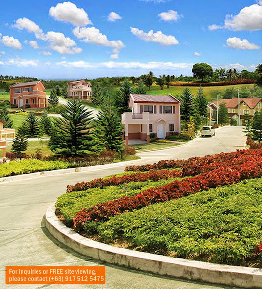 Camella Alfonso - Village Amenities & Facilities