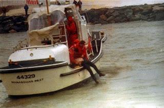 44 Foot Motor Life Boat 44329