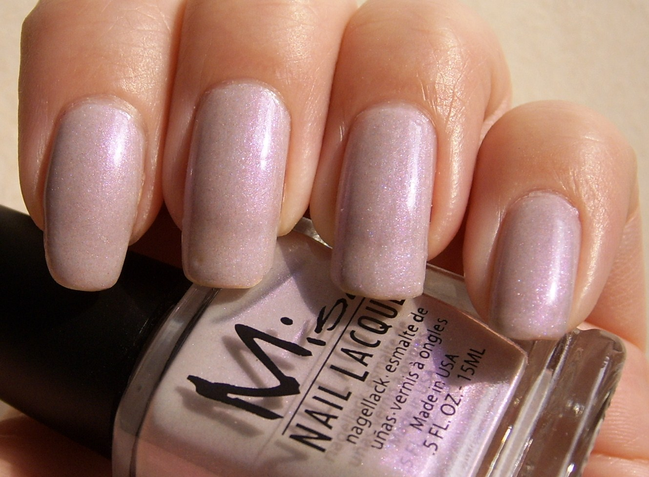 Misa Genie in This Bottle - Polish This!