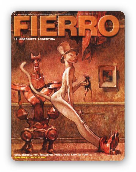 Fierro II [24][C�mic][Espa�ol]