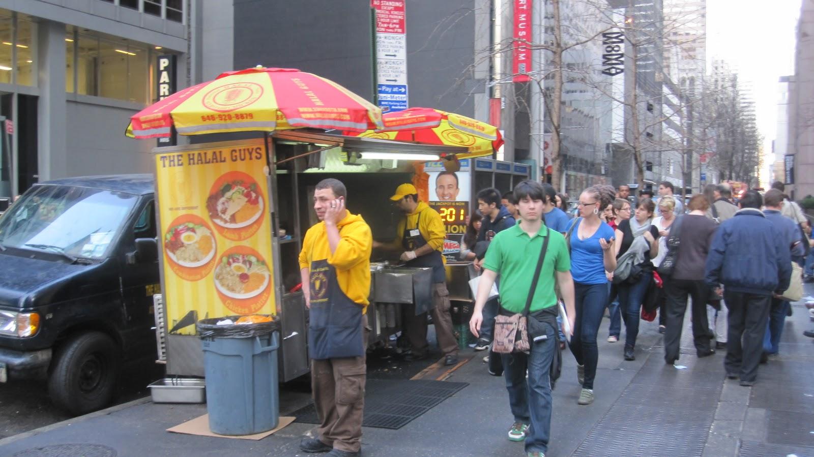 Best Food Trucks Nyc Midtown
