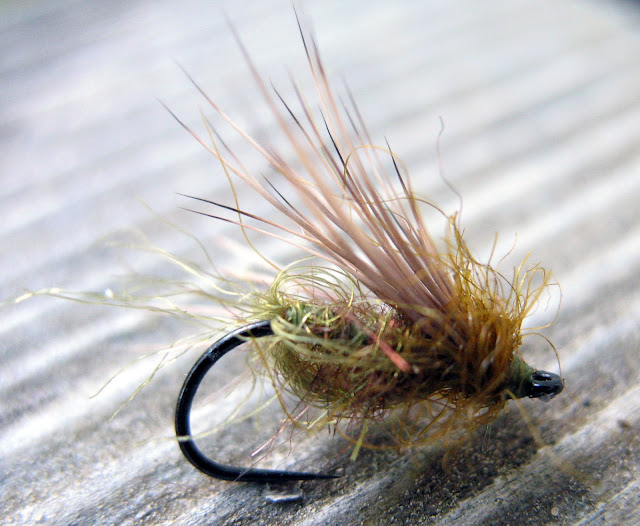 Stalcup Floating Caddis