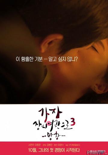 Cùng Đến Nhà Nghỉ Rose 3: Lang Thang - Let's Go To Rose Motel 3 - Wandering poster