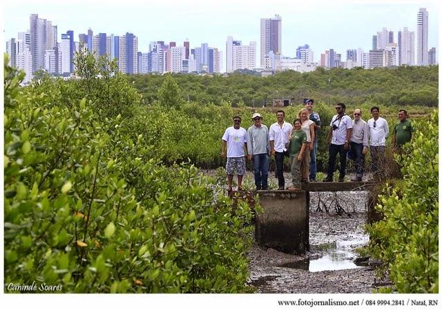 Dia Mundial da Água: Expedição ciclística irá da foz à nascente do Rio Potengi
