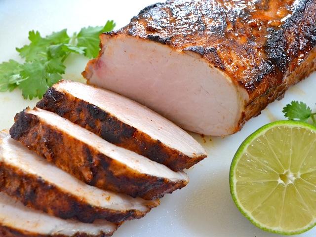 Tequila lime pork tenderloin recipe