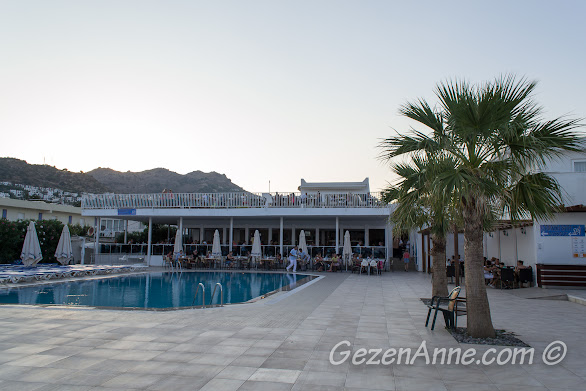 Bodrum, Petunya Beach Resort