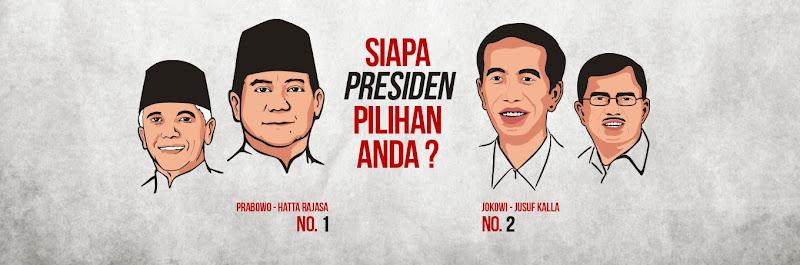 Prabowo/Hatta Atau Jokowi/JK