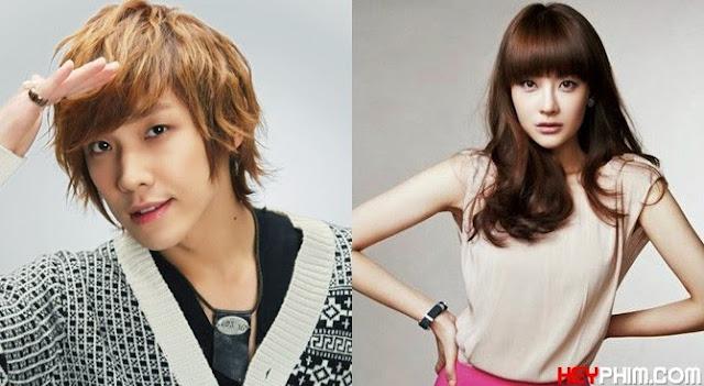 heyphim mblaq lee joon and oh yeon seo Sự Trở Về Của Jang Bo Ri