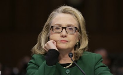 Hillary Clinton is heckled at awards ceremony