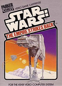 Image result for empire strikes back atari