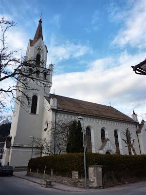 Iglesia Luterana de Schladming