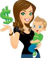 money talks, money matters, motherhood