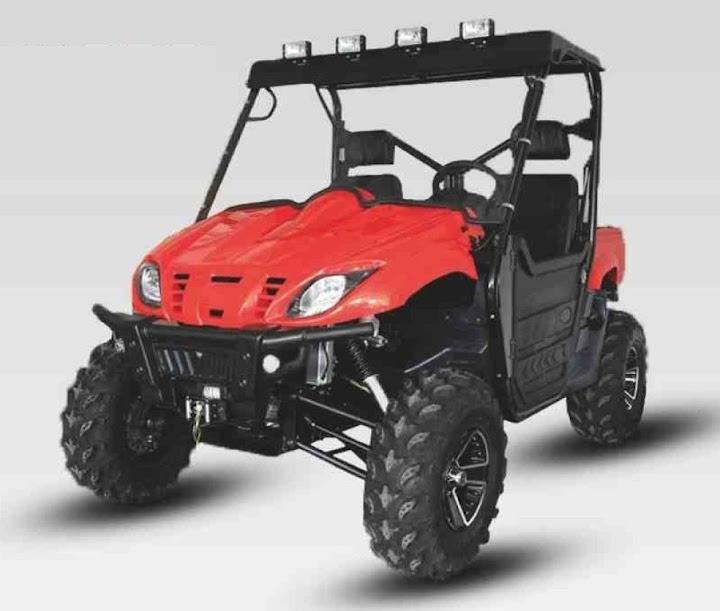 800cc Odes ATX UTV Farm Ute 4WD Side by Side