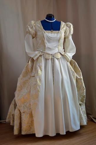 robe de la Renaissance