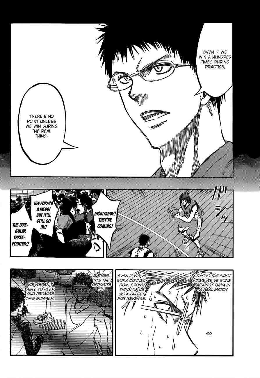 Kuroko no Basket Manga Chapter 194 - Image 14