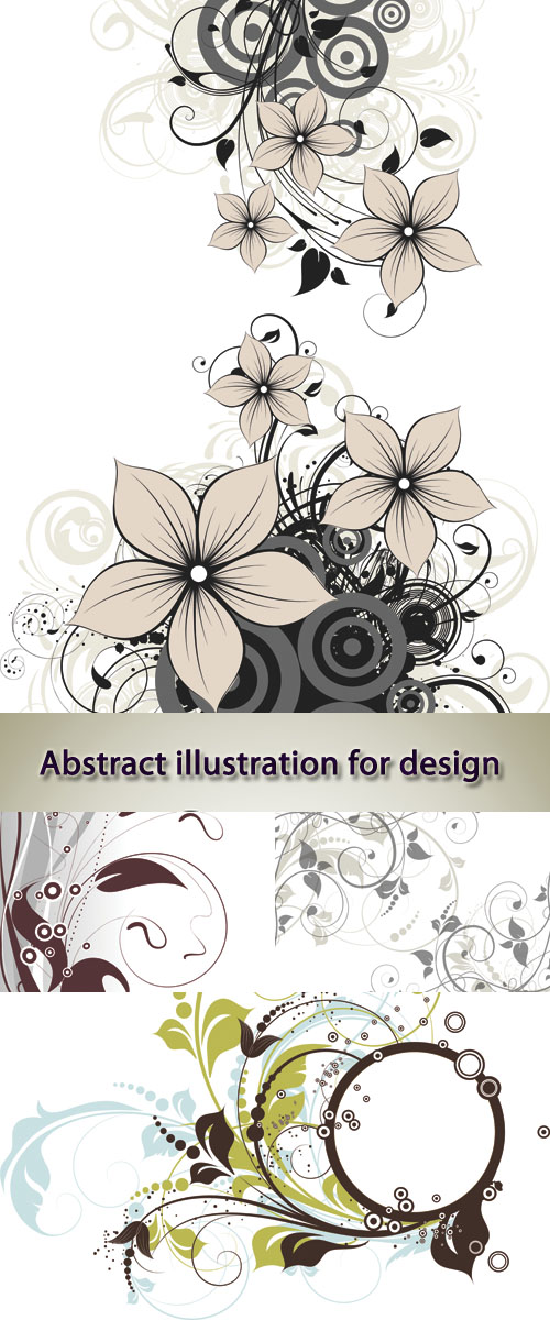 Stock: Abstract illustration for design