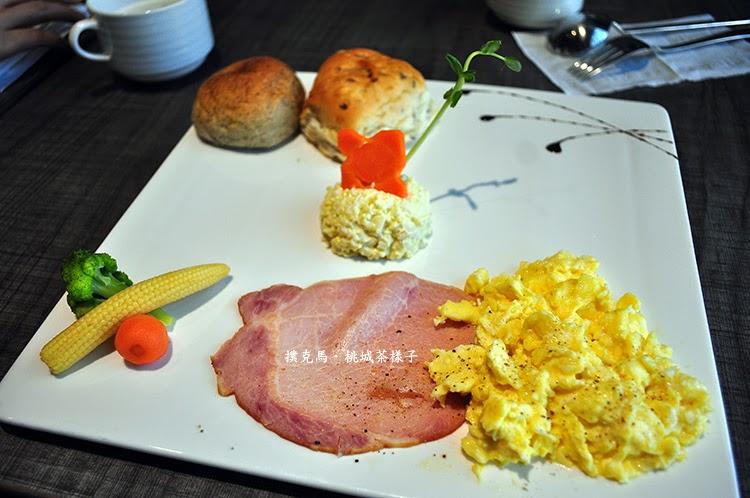 承億文旅桃城茶樣子早餐