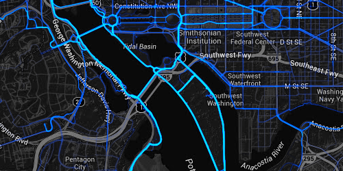 Transportation Techies Show What Can Be Done With Bike Data