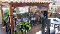 Venta de Duplex en Euro Roda los Narejos, Los Alcázares, Murcia. Cerca de Todos los Servicios y la playa del Mar Menor. Duplex con : 3 dormitorios 3 baños Terraza Porche Plaza de Garaje con trastero independiente Precio: 195.000 € http://www.jortitza-marmenor.com/home/venta/duplex/venta-duplex-euro-roda-mar-menor-jmm-03