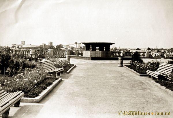 Чудовий краєвид на старе місто. Фото з архіву Р.Метельницького