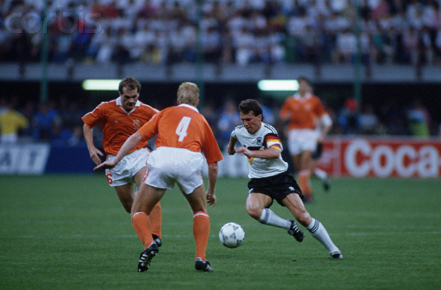 1990: West Germany - Holland 2-1