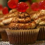 Schwarzwälder-Kirsch Cupcakes