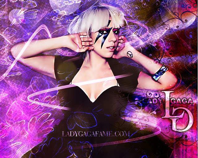 Picasa Web Lady Gaga Wallpaper Fame