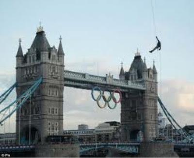 Londres: Llega antorcha olímpica