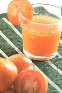Jus Tomat Campur Wortel Untuk Darah Rendah