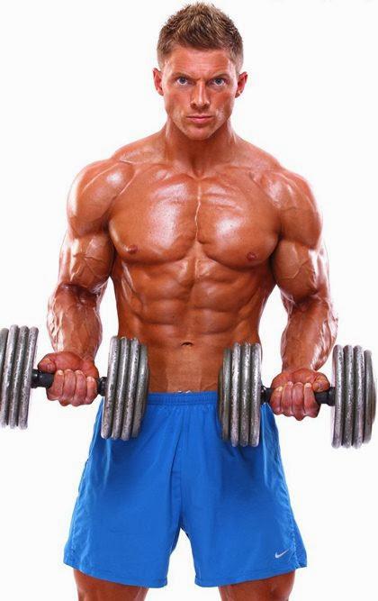 Steve Cook - IFBB Pro Bodybuilder