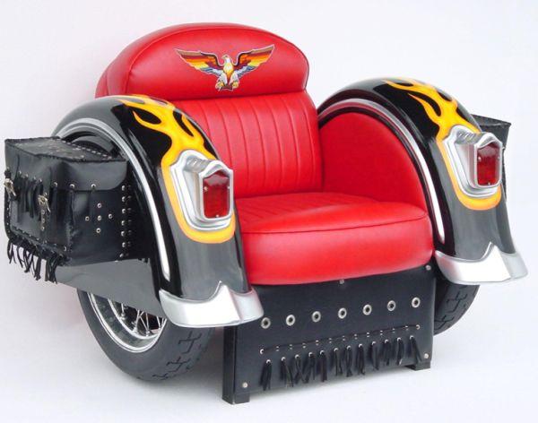 Кресло Мотоцикл